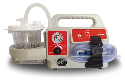 VX-2 Portable Suction Unit - EMS Products