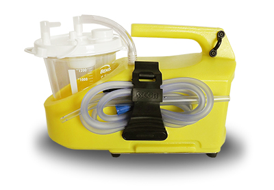 S-SCORT 9 Portable Suction Unit - EMS Products