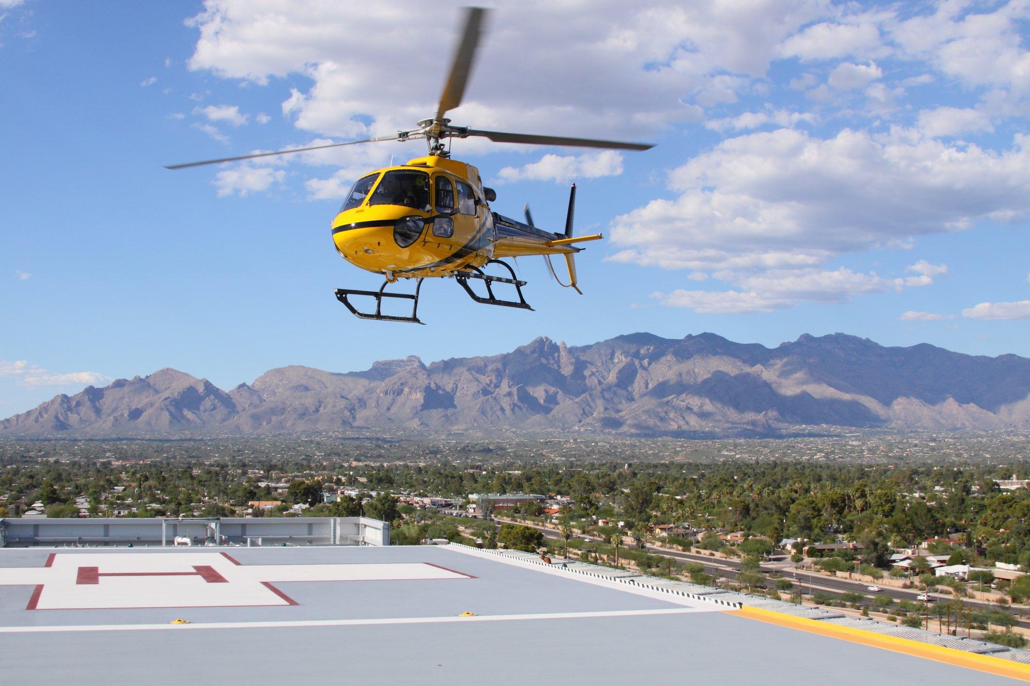 Airway Management During Transportation