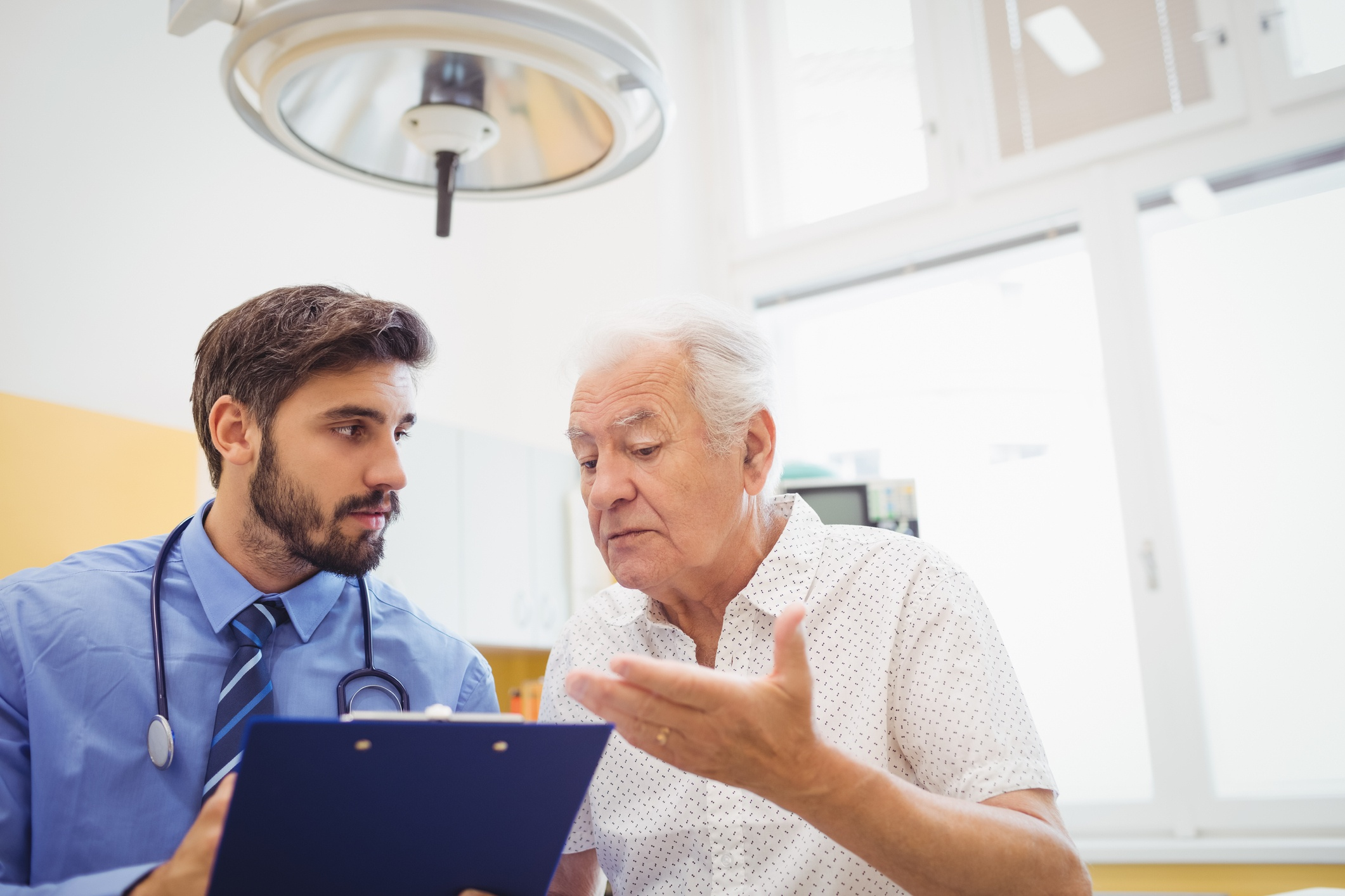Airway Obstruction in The Elderly What You Need to Know