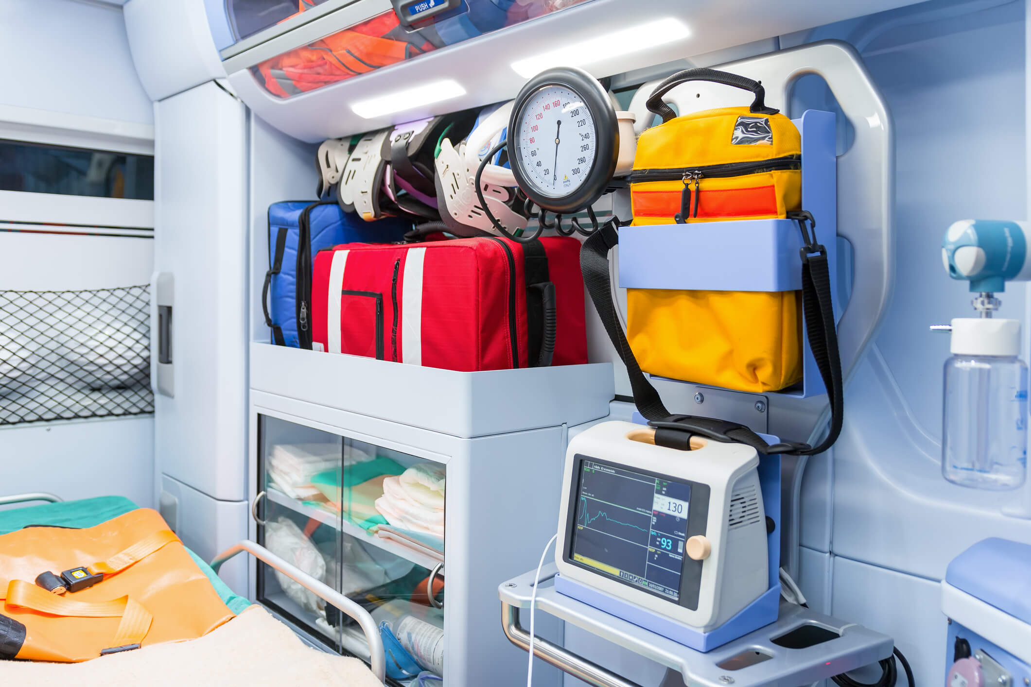 What to Look for Before Buying an Emergency Portable Suction Device
