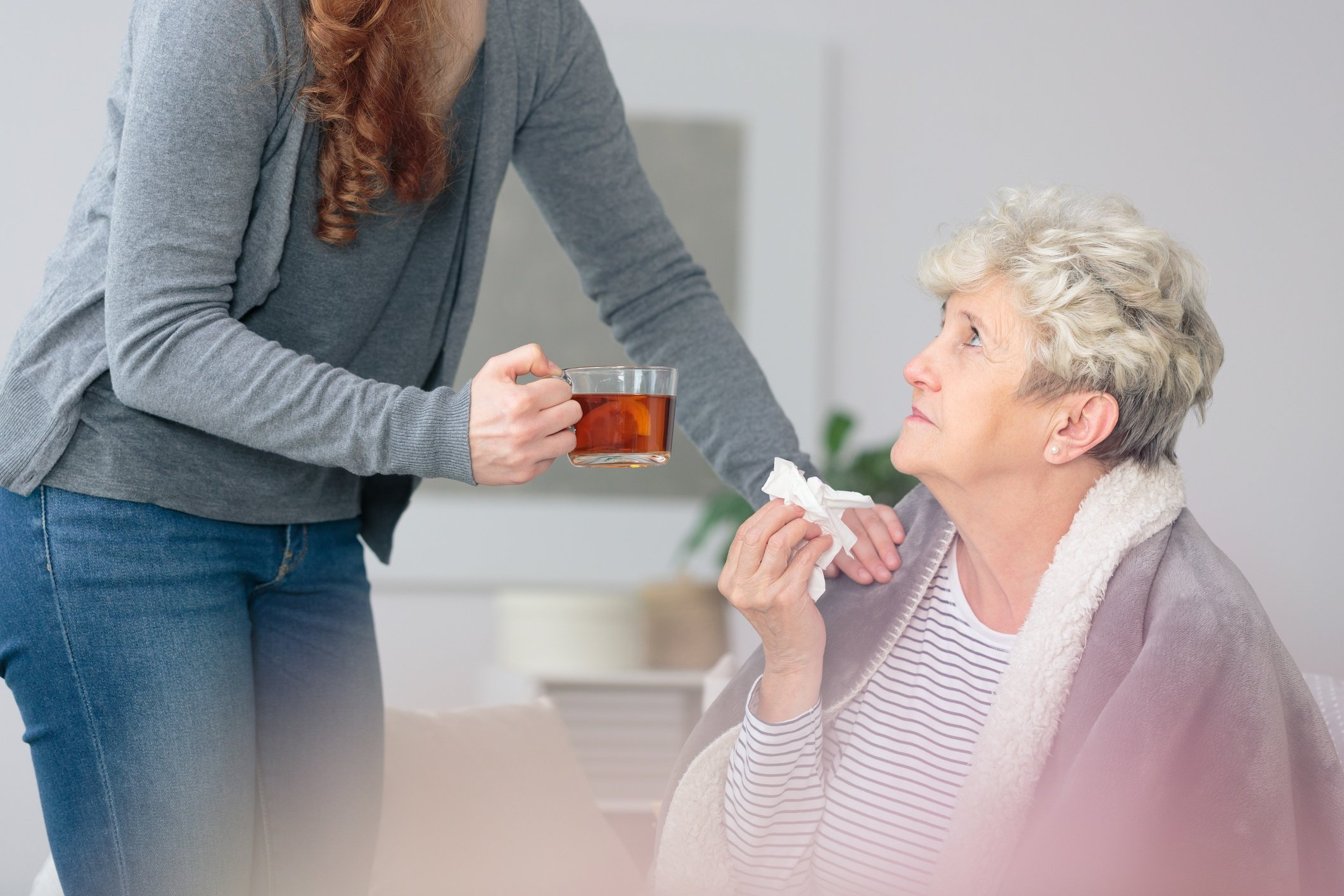 Common Winter Health Issues Involveing Geriatric Patients