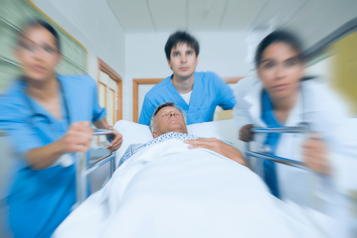 Three Complexities of Suctioning the Geriatric Patient