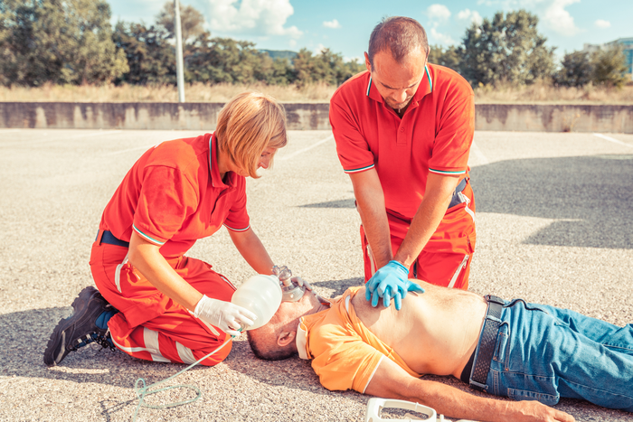 The Role of the Portable Suction Machine in Cardiac Arrest