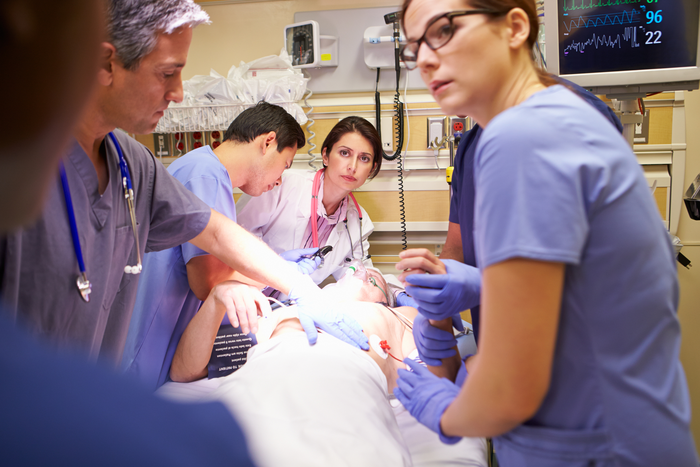 How to Distinguish Respiratory Distress from Failure