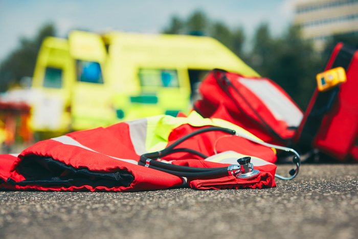 Emergency responder equipment - heat emergencies and medical suction