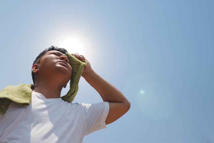 Heat Stroke Treatment & Management