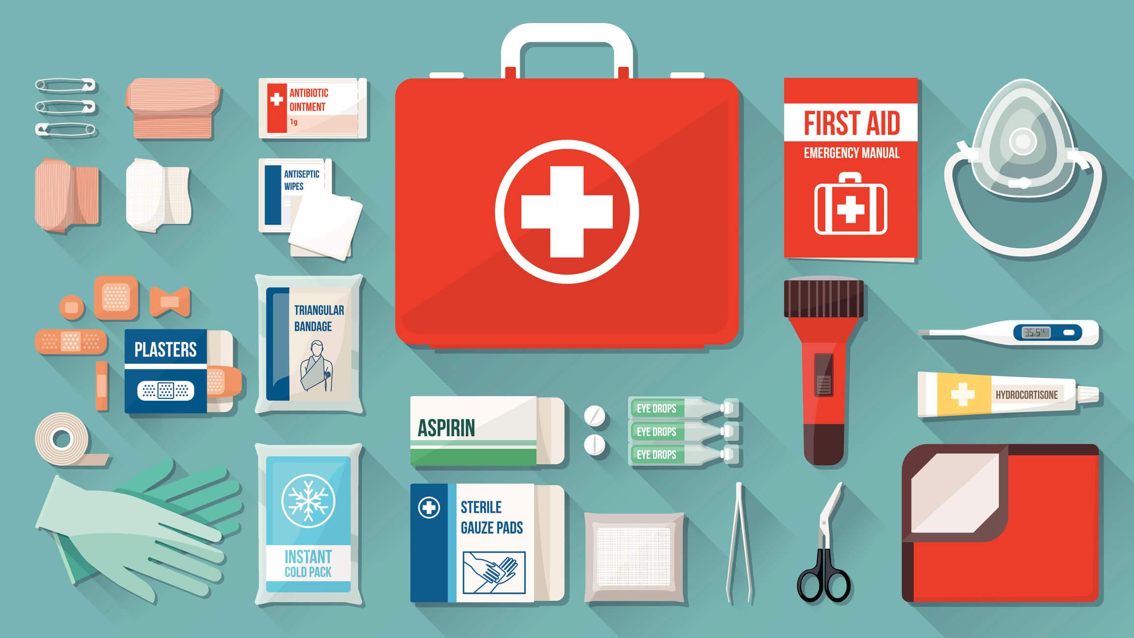 List of Emergency Medical Nursing Equipment