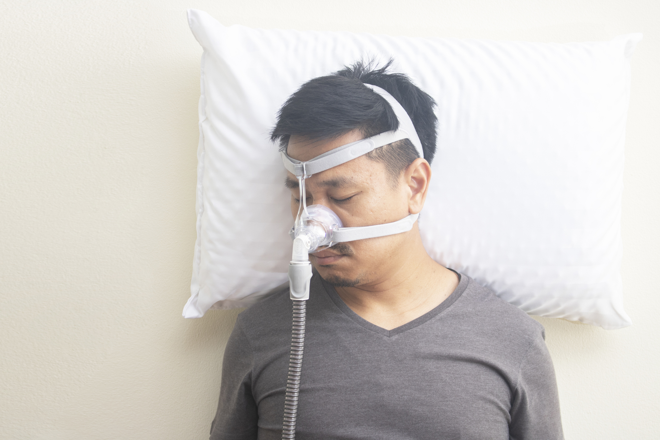 Respiratory Distress in Patients with a CPAP