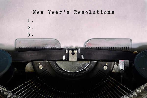 This Month in Emergency Preparedness News New Year's Resolutions