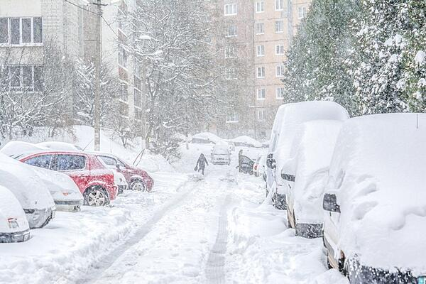 Winter Storm Emergency Preparedness